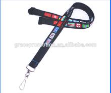 custom lanyards ,sublimation printed lanyard factory/neck strap