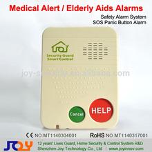 Elderly Health Alarm,Wireless Elderly Home Security Alarm,GSM SMS Elderly Safety Alarm System