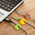 Multi- efeitos queda cabo clipes para notebook laptop pc cabo jarreteira cinto clip