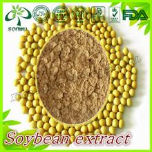 Soybean extract /Soybean Isoflavones Extract/soy isoflavones supplier