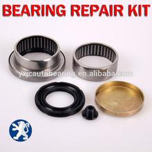 Peugeot 206 car bearing, Peugeot 206 car kingpin rear axle repair kit, KS559.02 / 03/04
