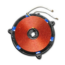 electric copper induction cooker heating coil