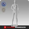 Grey Standing Straight Fashion Dummy Female Mannequin
