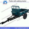 Usine de ferme à vendre tracteur main/avec remorque tracteur de marche