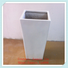 LF083008 Cheap garden planters and pots/ white ceramic flower pots and planter