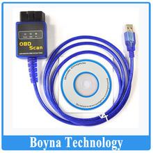 2014 Newly Vgate USB ELM327 OBD2 / OBDII ELM 327 V1.5 Auto Diagnostic Scanner
