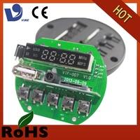 usb sd speaker power amplifier custom pcba assembly