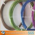 diy colorido de color la fabricación de alambre de aluminio