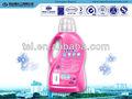 servicio de lavandería detergente líquido con buena calidad y fuerte perfume