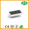 mini digit display,4 digits single 7 segment led display