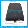 Built-in battery 2800mah portable solar mobile phone charger/solar cell phone charger/solar power bank