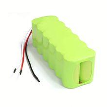 Batteria nimh/aspirapolvere batteria sc/ni-mh sc3500mah 14.4v