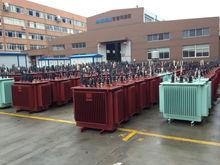 Electric Power Distribution Oil Transformer