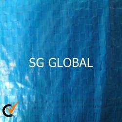 China supplier PE coloured fire retardant tarpaulin