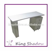 2014 beauty salon equipment professi nail tables salon furniture nail technician tables Unique Design Nail Table/Manicur