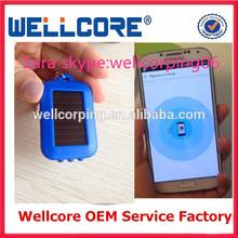 Wholesale WGX iBeacon /Beacon Bluetooth Module CC2541 Chip 4.0 Sun power Solar ibeacons