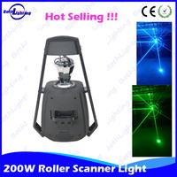 Barrel Mirrored Scanner Beam 5R Roller Night Club light CE & ROHS