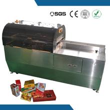 Adhesive glue carton box sealing machine