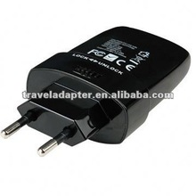 2014 Top Sale mobile phone accessories manufacturer in shenzhen2usb travel charger fully CE ROHS FCC Approved (TC-001)
