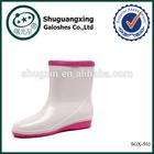 high heel woman boot rain boots socks SGX-503