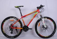 2014 new model alloy mountain bike 26