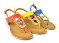 rmc de baja de la cuña correa empeine de china al por mayor sandalias