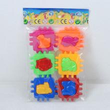 Animal construcción de juguete de ladrillo, ladrillos de juguete para el bebé