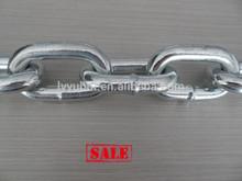 linyi factory manufacturer galvanized short/long link chain