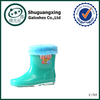 adult ladybug rain boots childrens cheap rubber rain boots winter/ C-705
