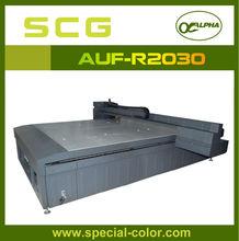 Digital Wood board/MDF/Glass UV Printer 2000*3000mm LED UV flatbed printer printing machine
