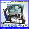 JZSBF(S) Series High Efficiency 2-stage Compession Outdoor Compressor Condensing Unit