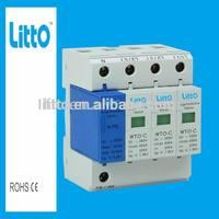 3+NPE V20-C 385V 40kA 3+1 MOV Lighting Protection