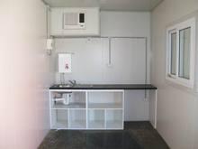 20FT(40FT) standard prefabricated wood house kit