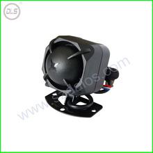 Hot selling 12v 15w 20w 25w one tone car alarm siren six tone car alarm siren for cars