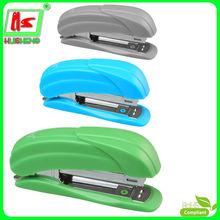 Hot ! Low MOQ low price office & school cardboard stapler (HS408-100)