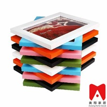 Colourful Plastic Picture Frame 4x6 5x7 6x8 8x10 wedding decoration style picture