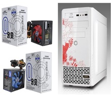 ATX computer case combo 5 in 1 pc case computer tower gaming