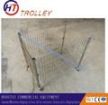 Rete metallica zincata gabbia per conigli, rete metallica silos di immagazzinamento