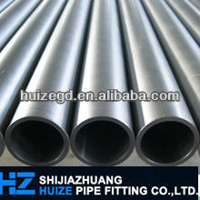 SCH 80 gr t1 alloy steel pipe manufacturing