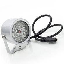 IR Infrared illuminator 48 LED Garden light CCTV Night Vision Fill light
