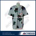 personalizado uniformes de béisbol americano para la mujer y el género
