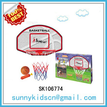 Cheap mini basketball toy kids basketball set