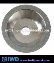 Popular classical glass 10s edge grinding diamond wheel