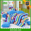 Top quality 100 cotton baby cot bedding set/cotton bedding set 140x200/patchwork bed sheet designs