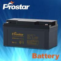 Sealed Lead-acid Battery for UPS/Solar Energy Systems/Maintenance-free/Deep Cycle Design 12V 70AH