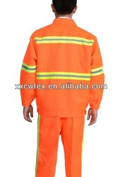 wholesale 100% cotton anti static fire retardant clothing for oil and gas industry