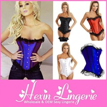 Best Selling Sexy corset gothic sexy women lingerie pictures