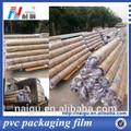 pvc film métallisé