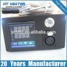 Temperature Controller and 14/18 Grade 2 Titanium Female Nail Heater