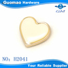 Heart shape with epoxy bag parts accessories fittings